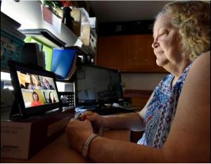 Virtual Caregiver Support Group Photo Jax News